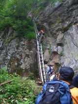 恐怖のはしご